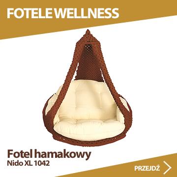 Fotele wellness